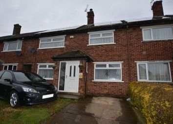 Thumbnail 3 bed terraced house for sale in Grange Lane South, Ashby, Scunthorpe