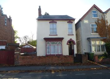 Thumbnail 4 bed detached house for sale in Hordern Road, Whitmore Reans, Wolverhampton