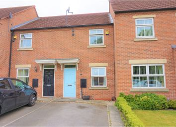 Thumbnail 2 bedroom terraced house for sale in The Laurels, Selby