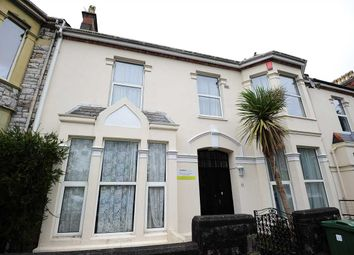 Thumbnail 11 bedroom terraced house to rent in Houndiscombe Road, Mutley, Plymouth
