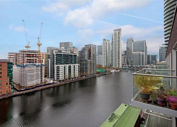 Thumbnail 2 bed flat for sale in Baltimore Wharf, 4 Oakland Quay, London