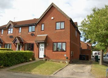 3 bed end terrace house to rent in Claregate, East Hunsbury, Northampton NN4