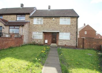 Thumbnail 3 bedroom terraced house to rent in Blind Lane, Houghton Le Spring