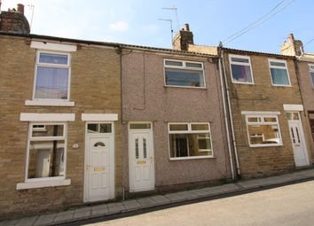 Thumbnail 3 bed terraced house for sale in High Hope Street, Crook