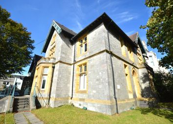 Thumbnail 2 bed flat to rent in Whitefield House Whitefield Terrace Greenbank Road, Plymouth