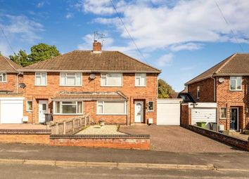 Thumbnail 3 bed semi-detached house for sale in Guys Close, Warwick, Warwickshire, .
