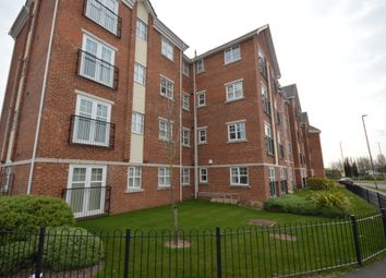 Thumbnail 1 bed flat for sale in Partridge Close, Coppenhall, Crewe