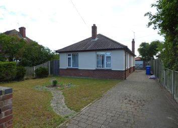 Thumbnail 3 bed detached bungalow to rent in Kemps Lane, Beccles