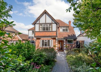 Thumbnail 4 bed detached house for sale in Hinchley Way, Hinchley Wood