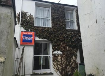 Thumbnail 2 bed terraced house for sale in Princes Square, Looe, Cornwall