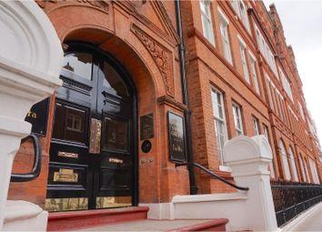 Thumbnail 2 bed flat for sale in Kensington Court Gardens, Kensington