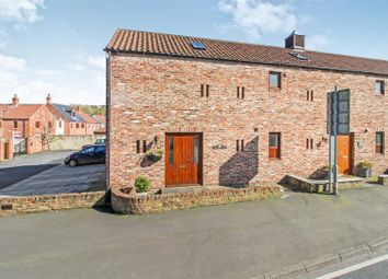 Thumbnail 3 bed cottage for sale in Front Street, Langtoft, Driffield
