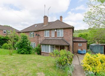 Thumbnail 3 bedroom semi-detached house for sale in Somerton Close, Purley, Surrey