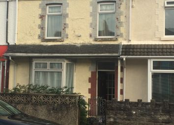 Thumbnail 3 bed terraced house to rent in Cecil Street, Swansea