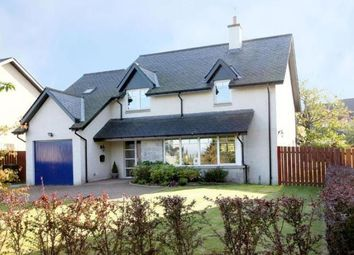 Thumbnail 4 bed detached house to rent in Lavender Park, Kintore, Inverurie
