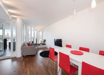 Thumbnail 2 bed flat to rent in Bermondsey Wall West, London