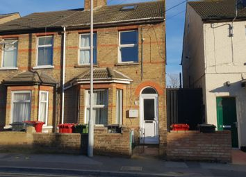 Thumbnail 5 bedroom semi-detached house for sale in Ledgers Road, Slough