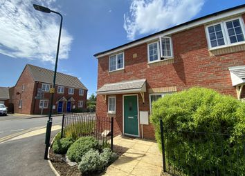 Thumbnail 1 bed end terrace house for sale in Apollo Avenue, Cardea, Peterborough
