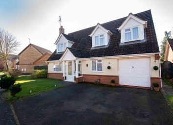 Thumbnail 4 bed detached house for sale in Cater Way, Boston