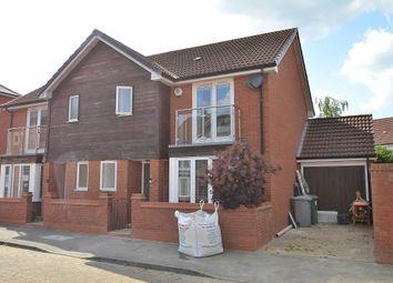 Thumbnail 3 bed semi-detached house for sale in Paignton Way, Broughton, Milton Keynes