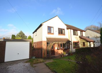 Thumbnail 3 bed semi-detached house for sale in Fawcetts Fold, Westhoughton