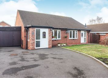 Thumbnail 2 bed semi-detached bungalow for sale in Havefield Avenue, Lichfield