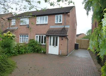 Thumbnail 3 bed semi-detached house to rent in Riverside Walk, Strensall, York