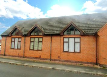 Thumbnail 1 bed town house for sale in Archdale Street, Syston, Leicester