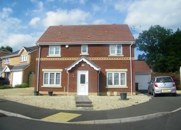 Thumbnail 4 bed detached house for sale in Parc Gilbertson, Gelligron, Pontardawe