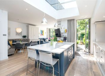 Thumbnail 5 bed detached house for sale in Queens Road, Wimbledon, London