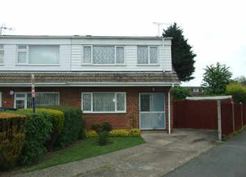 Thumbnail 3 bed semi-detached house for sale in Pout Road, Snodland