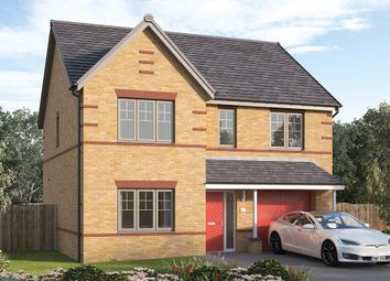 "4 bed detached house for sale in ""The Sudbury"" at Blackmoorfoot Road, Huddersfield HD4"