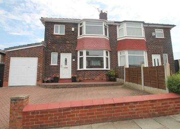 Thumbnail 3 bed semi-detached house for sale in Brandon Road, Salford