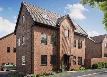 """Thumbnail 4 bed detached house for sale in """"Compton"""" at Hardwick Road, Wellingborough"""