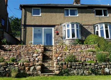 Thumbnail 3 bed semi-detached house for sale in Broomey Road, Wooler, Northumberland