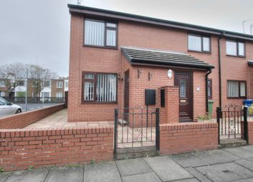 Thumbnail 2 bed flat for sale in Richmond Court, Wright Street, Blyth