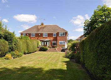 Thumbnail 5 bed semi-detached house for sale in Hazell Road, Farnham