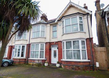 Thumbnail 5 bedroom semi-detached house for sale in Pelham Road, Gravesend, Kent