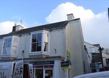 Thumbnail 1 bed flat for sale in Meneage Street, Helston, Cornwall