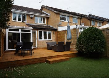 Thumbnail 4 bed terraced house for sale in Sway Gardens, Bournemouth