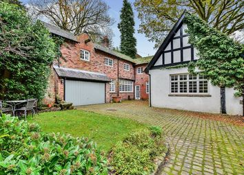 Thumbnail 4 bed detached house to rent in Tempest Road, Alderley Edge