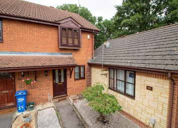 Thumbnail 2 bed terraced house for sale in Nether Vell-Mead, Church Crookham, Fleet