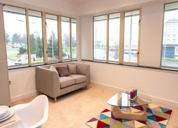Thumbnail 1 bed flat to rent in Augustus House, 3 New Augustus Street, Bradford