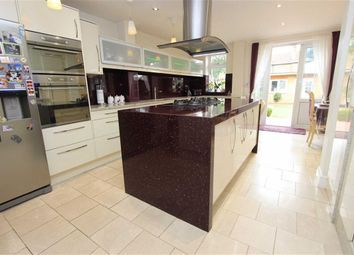 Thumbnail 4 bedroom end terrace house for sale in Henley Road, Ilford, Essex