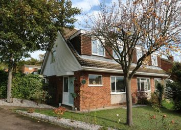 Thumbnail 3 bed semi-detached house for sale in Robinson Road, High Wycombe