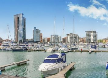 Thumbnail 2 bed flat for sale in Admirals Quay, Ocean Way, Southampton