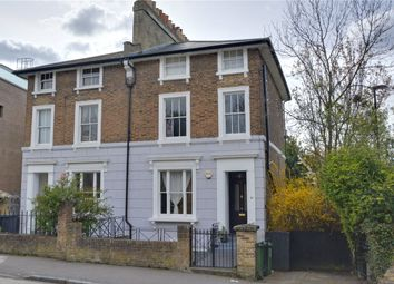 Thumbnail 4 bed semi-detached house for sale in Marischal Road, Lewisham, London