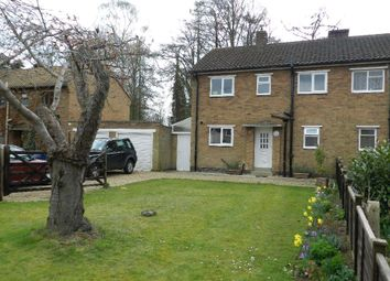 Thumbnail 3 bed semi-detached house to rent in High Street, Pitsford, Northampton