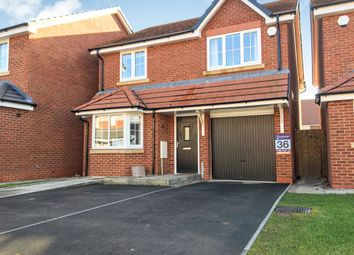 Thumbnail 4 bed detached house for sale in St. Annes Road, Willenhall