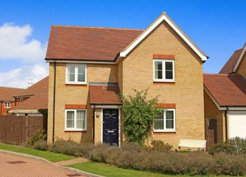 Thumbnail 3 bed detached house for sale in Ardent Road, Whitfield